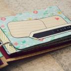 DIY - Minialbum basteln