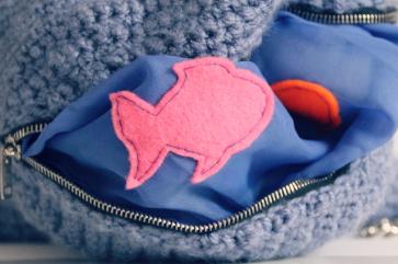 DIY - Wal häkeln aus Wolle