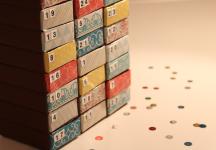 DIY - Adventskalender aus Streichholzschachteln selbermachen