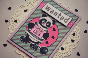 Freebie, Printable zum Drucken - Panda