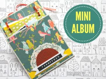 Minialbum-Farbregen